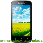 Lenovo A516 | Manual de usuario PDF español
