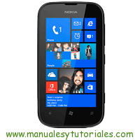 Nokia Lumia 510 Manual de usuario PDF español