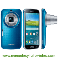 Samsung Galaxy K zoom Manual de usuario PDF español