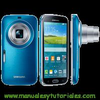 Samsung Galaxy K zoom Manual de usuario PDF español
