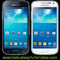 Samsung Galaxy S4 mini Manual de usuario PDF español