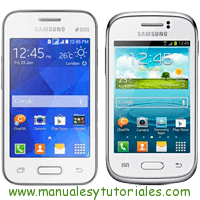 Samsung Galaxy Young 2 Manual de usuario PDF español