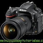 Nikon D810 Manual de usuario PDF español