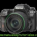 Ricoh PENTAX K-3 Manual de usuario PDF español