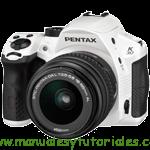 Ricoh Pentax K30 Manual de usuario PDF español