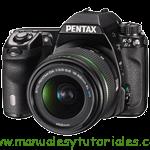 Ricoh Pentax K5 IIs Manual de usuario PDF español