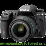 Ricoh Pentax K5 Manual de usuario PDF español