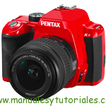 Ricoh Pentax Kr Manual de usuario PDF español
