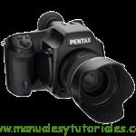 Ricoh Pentax 645D Manual de usuario PDF español
