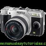 Ricoh Pentax Q7 Manual de usuario PDF español