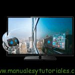 Philips PFL4468H Manual de usuario PDF español