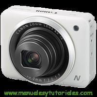 Canon PowerShot N2 Manual de usuario PDF Español canon eos utility download canon eos 1200d is canon eos 50mm camara semiprofesional canon mejor camara canon