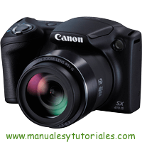 Canon PowerShot SX410 IS Manual de usuario PDF Español canon eos utility download canon eos 1200d is canon eos 50mm camara semiprofesional canon mejor camara canon