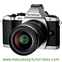 Olympus E-M5 Manual de usuario PDF