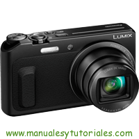 Panasonic Lumix TZ57 Manual de usuario PDF Español