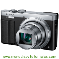 Panasonic Lumix TZ70 Manual de usuario PDF Español