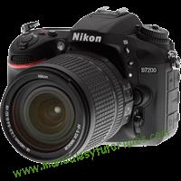 Nikon D7200 Manual de usuario PDF español