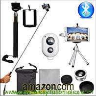 comprar palo para selfies en amazon