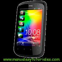 HTC Explorer A310E Manual de usuario PDF español
