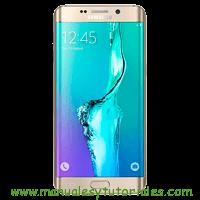 Samsung Galaxy S6 edge Manual de usuario PDF español
