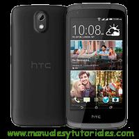 HTC Desire 526G Manual de usuario PDF español