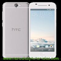 HTC One A9 Manual de usuario PDF español