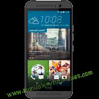 HTC One M9 Manual de usuario PDF español