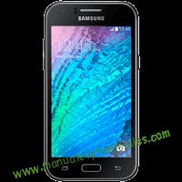 Samsung Galaxy J1 Manual de usuario PDF español