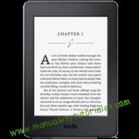 Kindle PaperWhite Manual de usuario PDF español