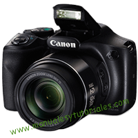 Canon PowerShot SX540 HS Manual de usuario PDF español
