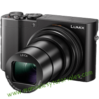 Panasonic Lumix TZ100 Manual de usuario PDF español