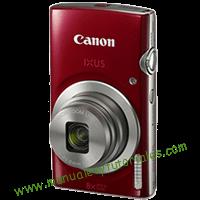 Canon IXUS 175 Manual de usuario PDF español