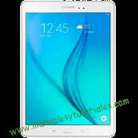 Samsung Galaxy Tab A Manual de usuario PDF español