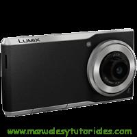 Panasonic LumixG CM1 Manual de usuario PDF español