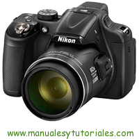 Nikon Coolpix P600 Manual de usuario PDF español