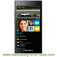 Blackberry Z3 Manual de usuario en PDF español