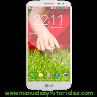 LG G2 mini Manual de usuario PDF español