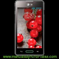 LG Optimus L5 II Manual de usuario PDF español