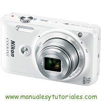 Nikon Coolpix S6900 Manual de usuario PDF español