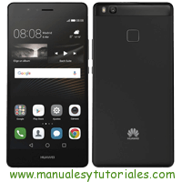 Huawei P9 Plus Manual de usuario PDF español