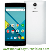 Ulefone Be Pro Manual usuario PDF español
