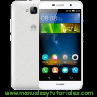 Huawei Y6 Manual de usuario PDF español