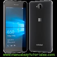 Microsoft Lumia 650 Manual usuario PDF español