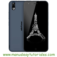 Ulefone Paris Lite Manual usuario PDF
