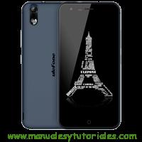 Ulefone Paris Lite Manual usuario PDF