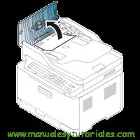 Cómo eliminar atascos de papel en la impresora Samsung Xpress SL-C460W