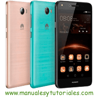 Huawei Y5II Manual de Usuario PDF todos los telefonos huawei internet tiendas huawei