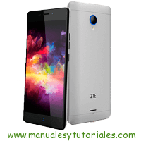 ZTE Blade V580 Manual usuario PDF