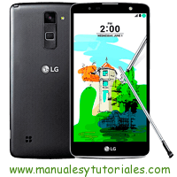 LG Stylus 2 Manual de Usuario PDF