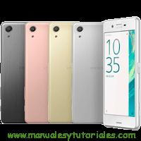 Sony Xperia X Performance Manual de Usuario PDF smartphone libre sony xperia z1 compact smartphone de sony ultimo smartphone sony